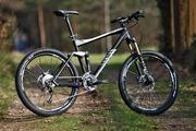 Canyon bike nerve XC 7 (bien équipé!)