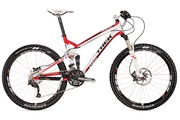 VTT TreK topfuel8 cross country