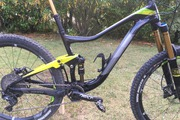 Cadre Nu Giant Trance Advanced 1