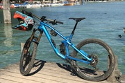 CANYON Strive CF 9.0 Race 2017 taille M (S Race)