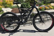 Specialized S-Works Enduro, 29, carbone