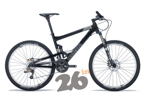 Commençal Super 4 Carbon 2010