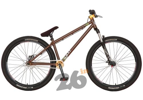 Last Bikes  Cord 2010
