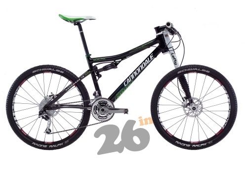 Cannondale Scalpel 3 2010