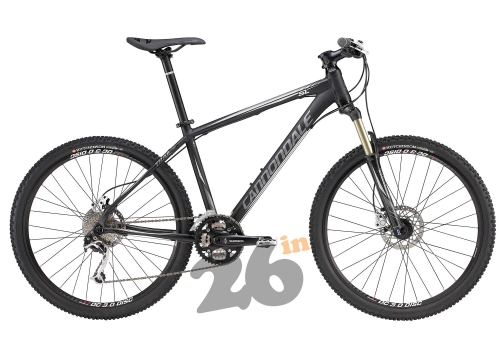 Cannondale Trail SL 2 2010
