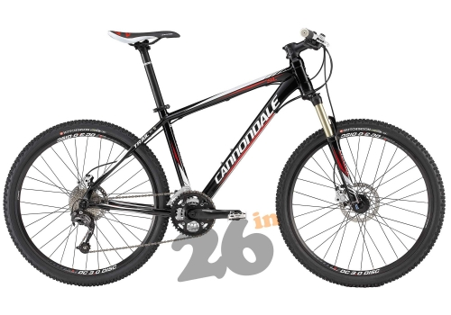 Cannondale Trail SL 3 2010