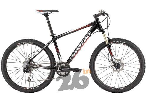 Cannondale Trail SL 4 2010