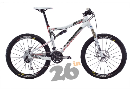 Cannondale RZ One Twenty 2 2010