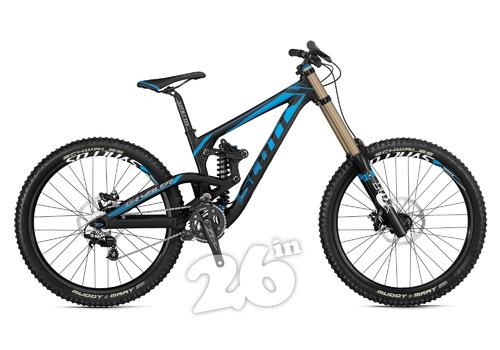 Scott Bike Gambler 20 2013