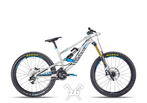 CANYON TORQUE DHX Dropzone 2014