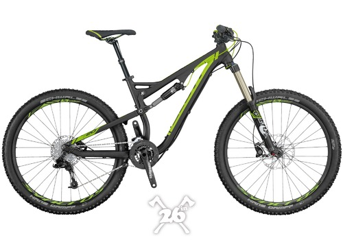 Scott Bike Genius LT 720 2014