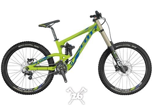 Scott Bike Gambler 20 2014