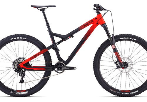 Commençal META TRAIL 650B RED 2016