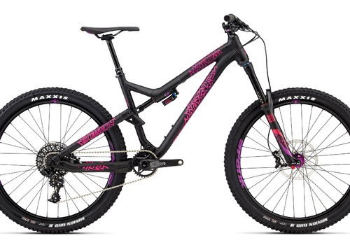Commençal META AM V4 PURPLE 650B 2016