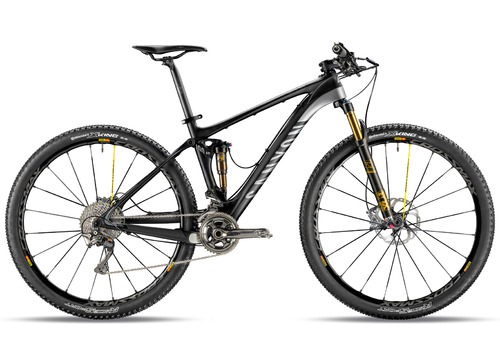 CANYON Lux CF 9.9 SL 2016