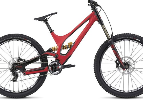 Specialized S-WORKS DEMO 8 FSR CARBON 650B 2016