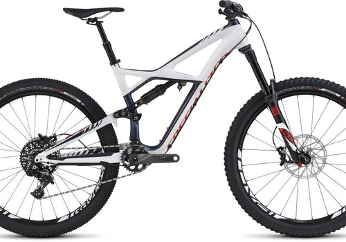 Specialized ENDURO FSR EXPERT CARBON 650B 2016