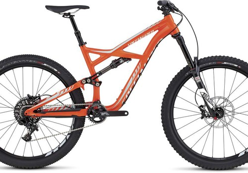 Specialized ENDURO FSR COMP 650B 2016