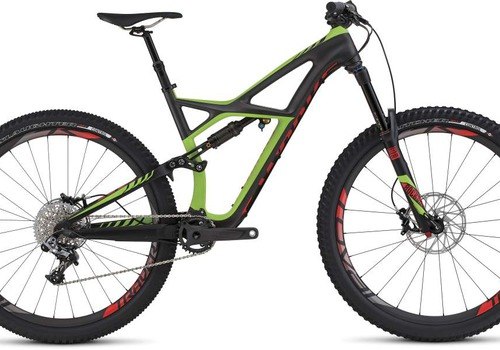 Specialized S-WORKS ENDURO FSR CARBON 29 2016