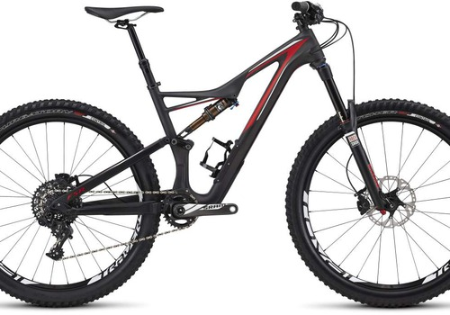 Specialized STUMPJUMPER FSR EXPERT CARBON 650B 2016