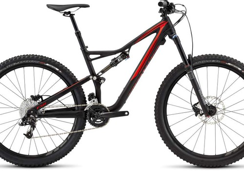 Specialized STUMPJUMPER FSR COMP 650B 2016