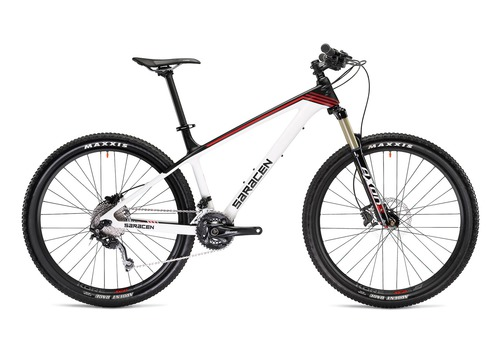 Saracen Mantra Carbon Trail 2016