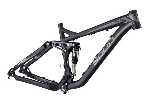 Solid Bikes MAGIX Black Monarch 2016