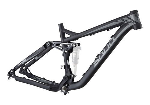 Solid Bikes MAGIX Black 2016