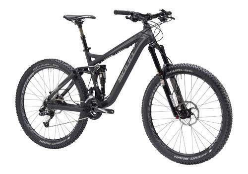 Solid Bikes MAGIX Comp Black 2016