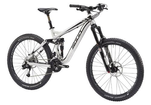Solid Bikes MAGIX Comp Raw 2016