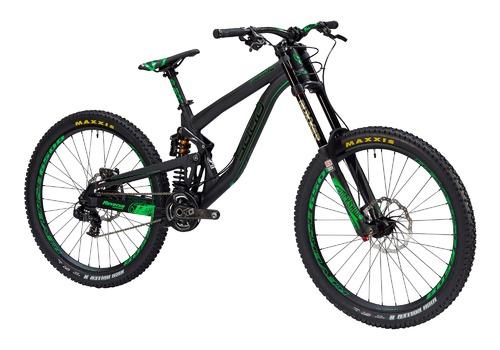 Solid Bikes STRIKE 650B BLACKSTAR Green 2016
