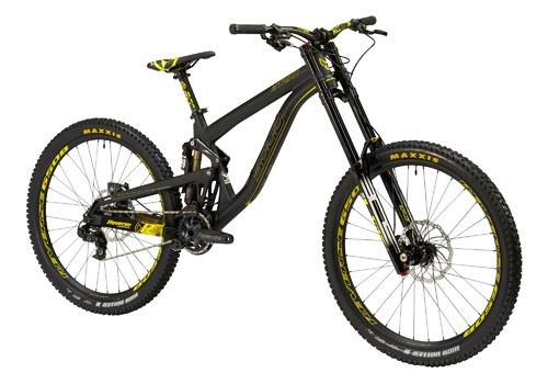 Solid Bikes STRIKE 650B WC Yellow 2016