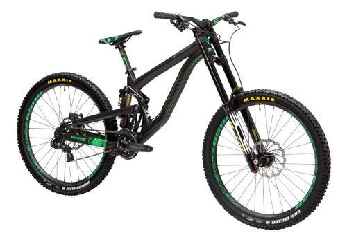 Solid Bikes STRIKE 650B WC Green 2016