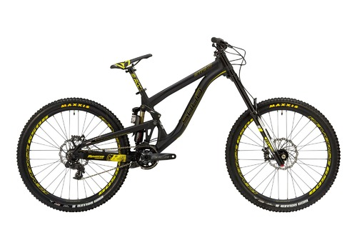 Solid Bikes STRIKE 650B Flare Yellow 2016