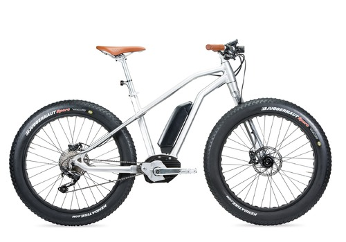 Moustache Bikes STARCKBIKE FAT SNOW E-BIKE 2016