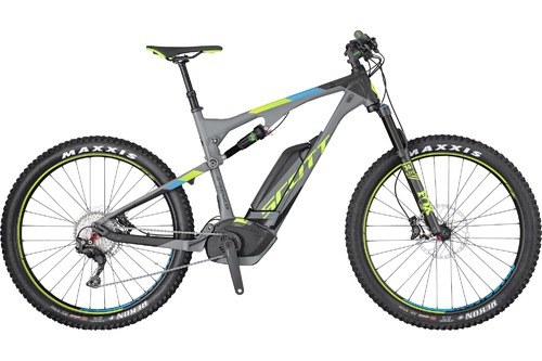Scott E-Genius 710 Plus 2017