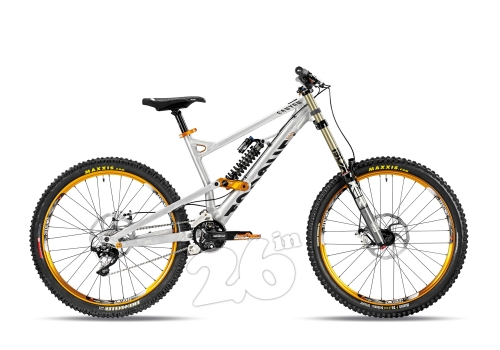 CANYON TORQUE FRX 6.0 SPEEDZONE 2012