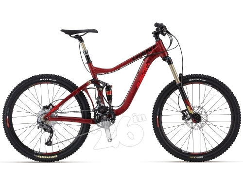 Giant Reign 1 2012