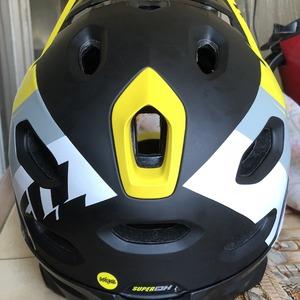Test Bell SUPER DH