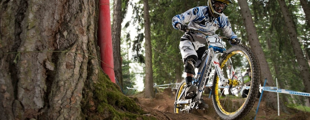 WC 2012 #2 Val di Sole training