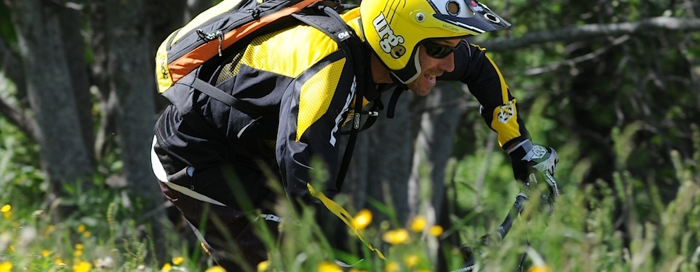 Enduro Series Coupe de France 2012 - Fred Glo interview