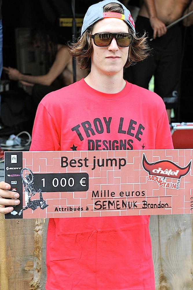 best jump Brandon Semenuk