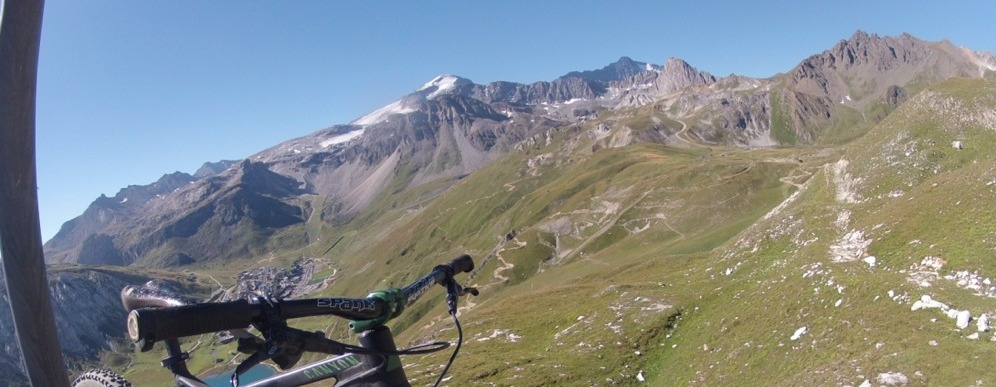 Tignes, Bike park... mais pas que !