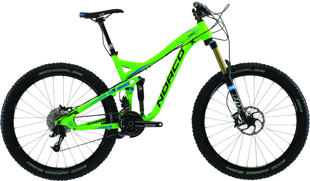 Range Norco 2013