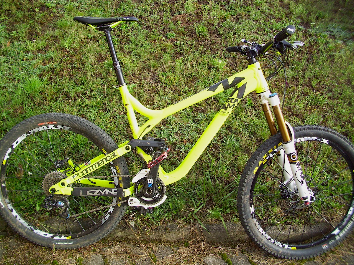 Commencal Meta SX