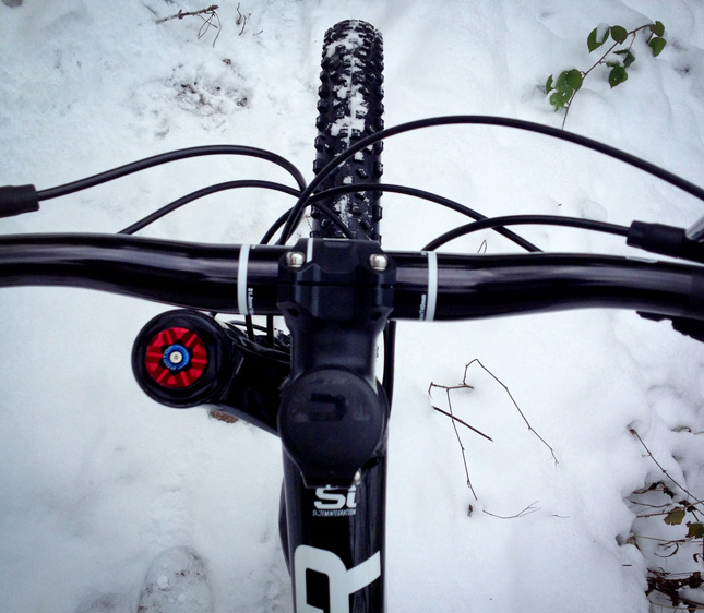 Test Cannondale Trigger 29