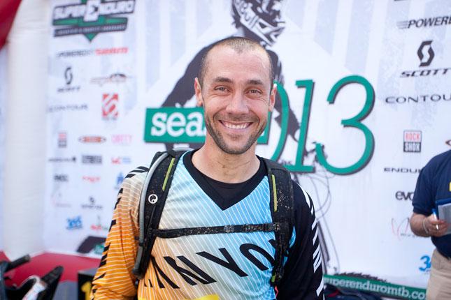 Fabien Barel remporte Punta Ala.