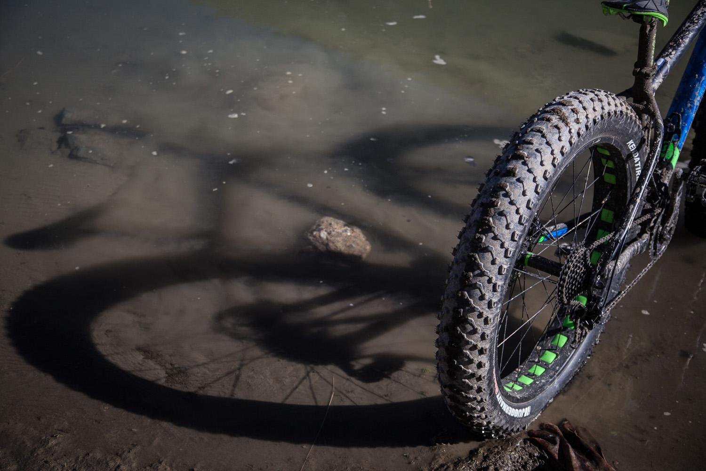 nouveau vtt a gros pneu