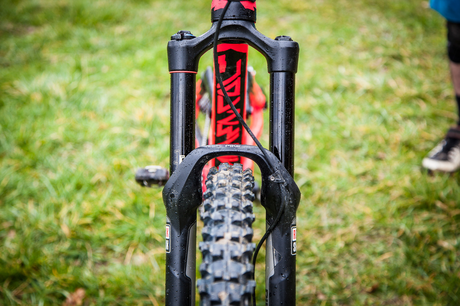Fox 36 vs Rockshox Pike - Round 2