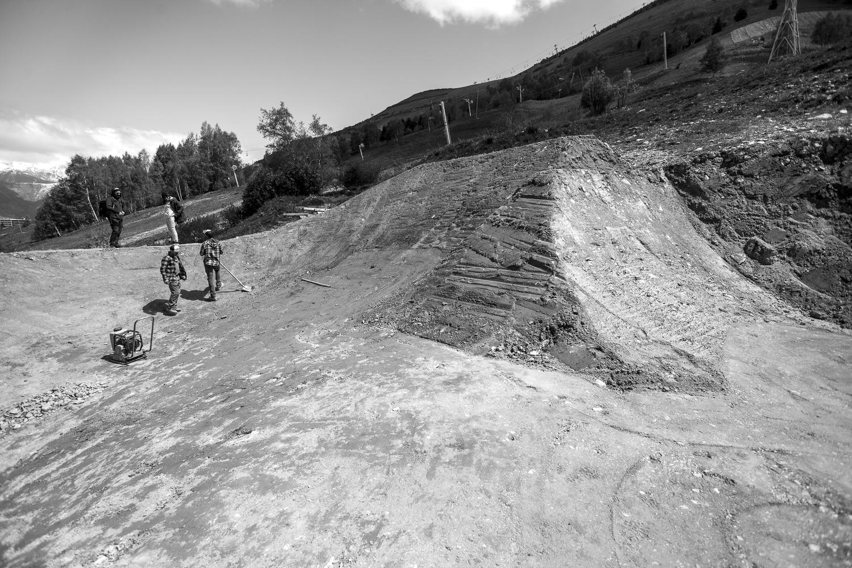 Crankworx Les 2 Alpes - Le temps des machines
